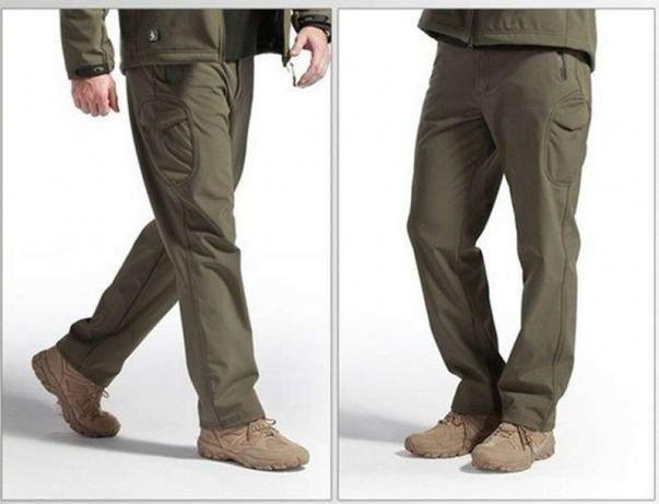 Тактические штаны Soft Shel ESDY Pro-1 OLIVE