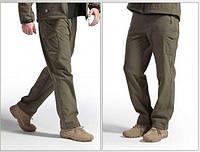 Тактические штаны Soft Shel ESDY Pro-1 OLIVE, фото 1
