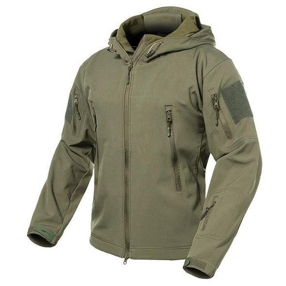 КУРТКА Soft Shell ESDY OLIVE