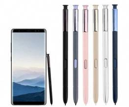 Стилус емкостный для Samsung Galaxy Note 8 N950 серый
