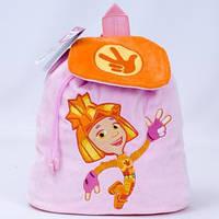 Рюкзак «Фиксики» - Симка (розовый)
