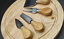Набор ножей для сыра 5 предметов FunTree, фото 5