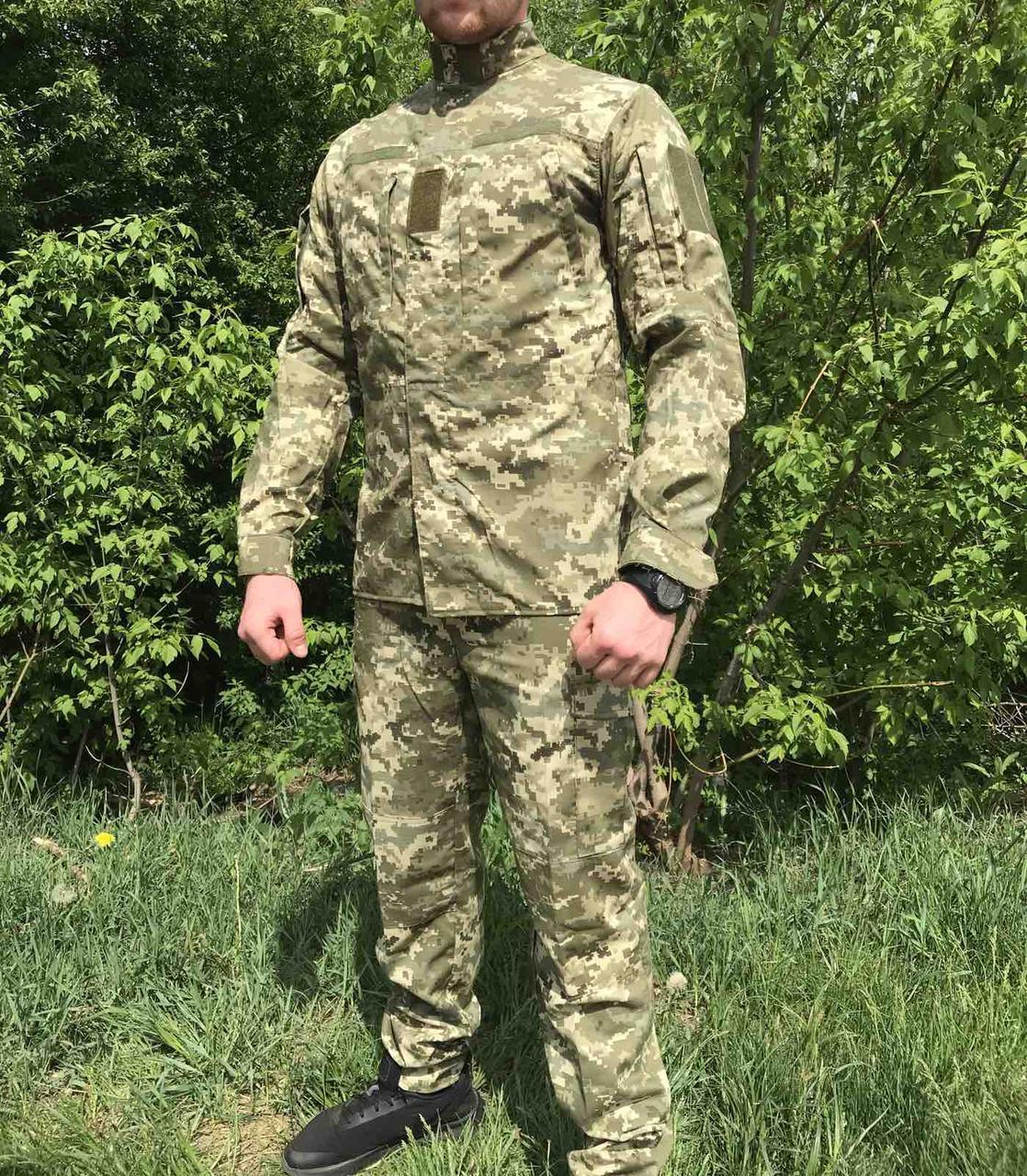 Тактический армейский летний костюм ЗСУ пиксель, костюм для рыбалки и охоты