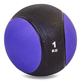 М'яч медичний медбол 1кг Record Medicine Ball C-2660-1