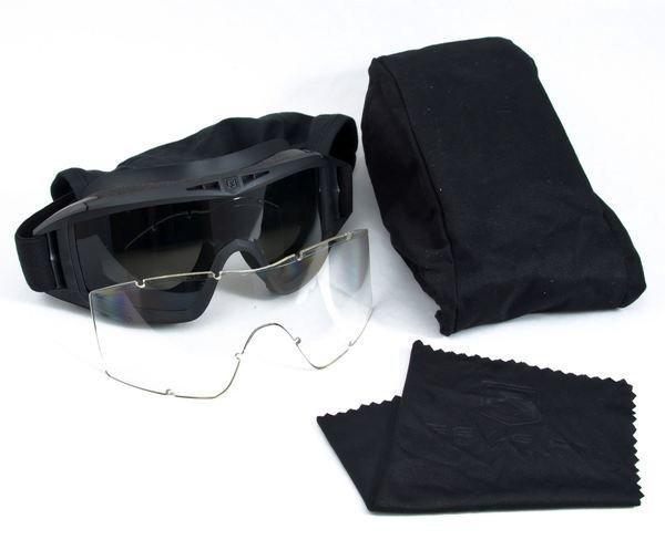 Баллистическая маска Revision Desert Black