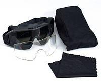 Баллистическая маска Revision Desert Black, фото 1
