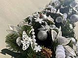 Новогодняя украшенная ёлка 40см | Эксклюзивная маленькая елка на Новый Год 2021, фото 3
