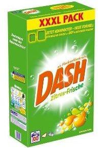 Стиральный порошок Dash 6 кг