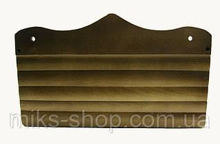 Хлібниця різьба ручної роботи на стіну, фото 2