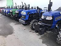Минитракторы и мототракторы от производителя в Днепре