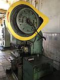 Пресс кривошипный усилием 40т мод. КА 234, рабочий, фото 2