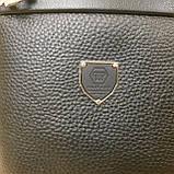 Стильный кожаный рюкзачок сумка Philipp Plein, фото 3