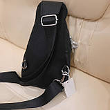 Стильный кожаный рюкзачок сумка Philipp Plein, фото 7