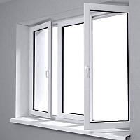 "Окна""Wintech 753""  трехстворчатое"