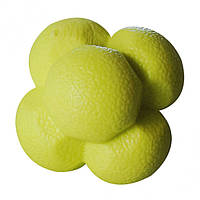 Мяч MS 1528-1 (Yellow)