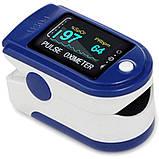 Пульсоксиметр Contec CMS50D Цветной OLED дисплей (25104), фото 2