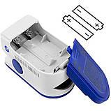 Пульсоксиметр Contec CMS50D Кольоровий OLED дисплей (23812), фото 7