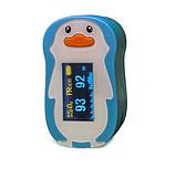 Пульсоксиметр детский FS20P цветной OLED дисплей, Accurate (FL000087), фото 2