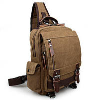 Рюкзак Vintage 14481 Бежевый