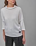 Женский свитер белый Serianno. Турция, фото 3