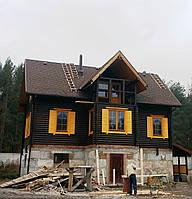 СИСТЕМА ДЫМУДАЛЕНИЯ в деревянном доме, фото 1