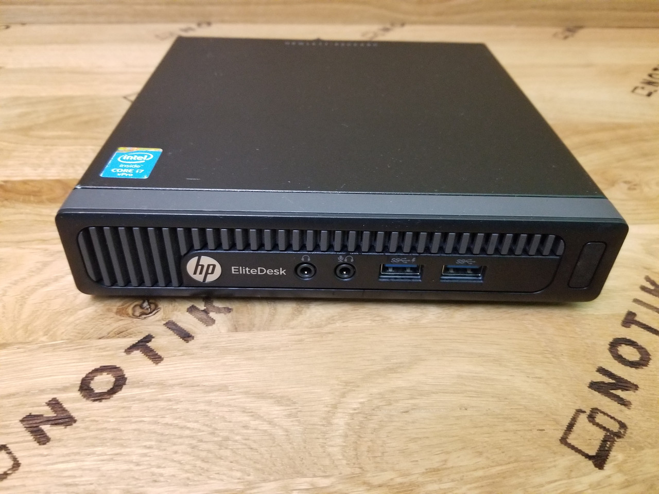 ПК Копьютер HP EliteDesk 800 G1 i7-4785T/8Gb/128SSD