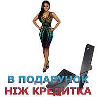 Плаття Haoyuan облягає жіноче S