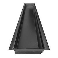 Пластиковая форма для бордюров 100*15*5 см. Форма для бетонного бордюра.