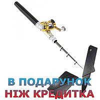 Вудка в формі ручки Fishing Rod Чорний