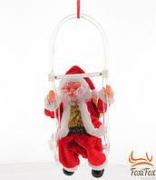 """Новогодняя подвеска на елку """"Santa Claus"""" с эффектами"""