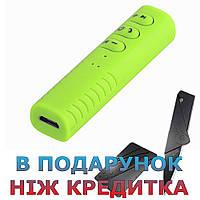 Аудіо Bluetooth приймач бездротовий Зелений