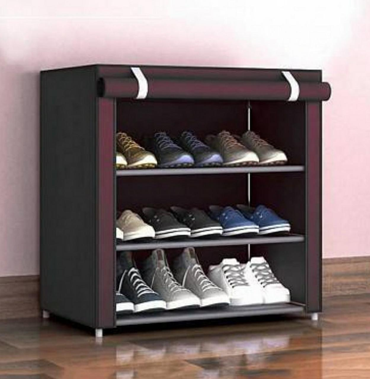 Полиця для зберігання взуття Combination Shoe Frame