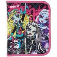 Папка объемная на молнии В5, Monster High