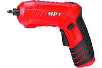Отвертка аккумуляторная MPT MCSD4006.1