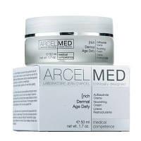 Дермальный, антивозрастной крем для лица 24 часа питательный / Dermal Age Defy Rich (ArcelMed), 50 мл