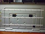 Светодиодные LED-линейки RF-FP430008SE30-0801 (матрица MODEL: TV19170101)., фото 2