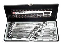 Набор ключей комбинированных 16пр.(6-19, 22, 24мм) в метал.кейсе