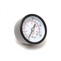 """Индикатор давления манометр 1/4"""" 10bar(D-40мм)"""