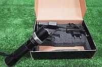 Фонарь для велосипеда SWAT с аккумулятором, фото 1