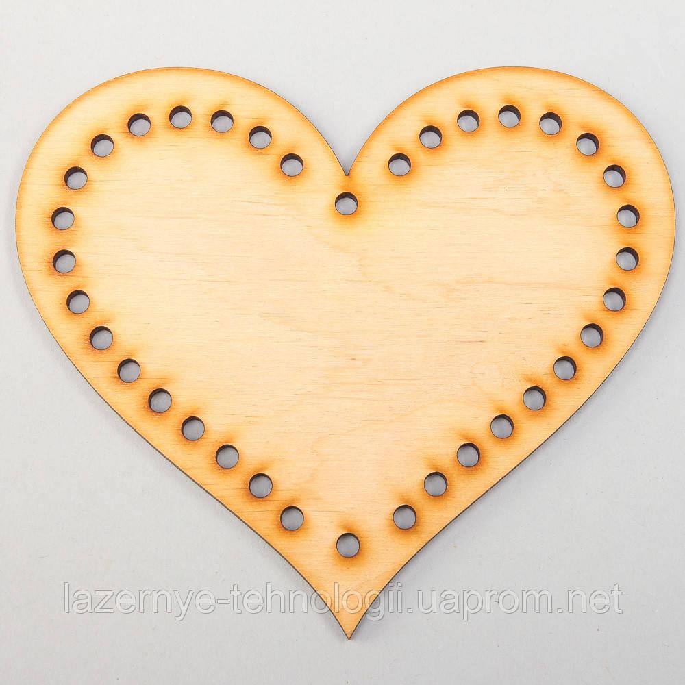 Сердце с дырочками