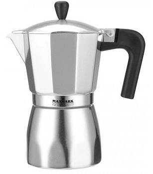 Кофеварка гейзерная MAXMARK MK-AL103