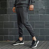Спортивные штаны Пушка Огонь Jog 2.0 темно-серые