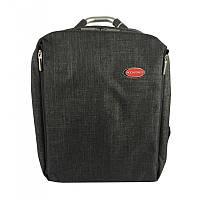 Сумка-рюкзак универсальная(жесткий каркас,утолщенные стенки для защиты ноутбука