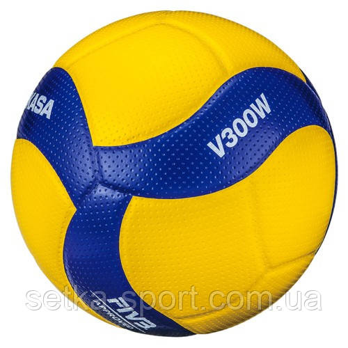 М'яч для волейболу Mikasa MVA300 (оригінал)