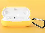 Оригинальный чехол GXTIN на кейс для Huawei FreeBuds 3i + карабин / Soft-touch /, фото 9