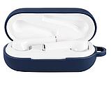 Оригинальный чехол GXTIN на кейс для Huawei FreeBuds 3i + карабин / Soft-touch /, фото 10