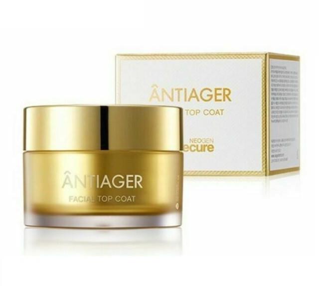 Neogen Agecure Antiager Facial Top Coat Антивозрастной крем, 52 мл