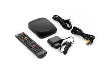 Приставка Smart TV MYSTERY Smart boX (NGTVX4)