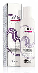 Шампунь для осветленных волос Kaaral Baco Color Blonde Elevation Shampoo 250 мл