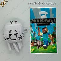 """Игрушка Гаст из Minecraft - """"Ghast"""" - 15 см с пакетом, фото 1"""